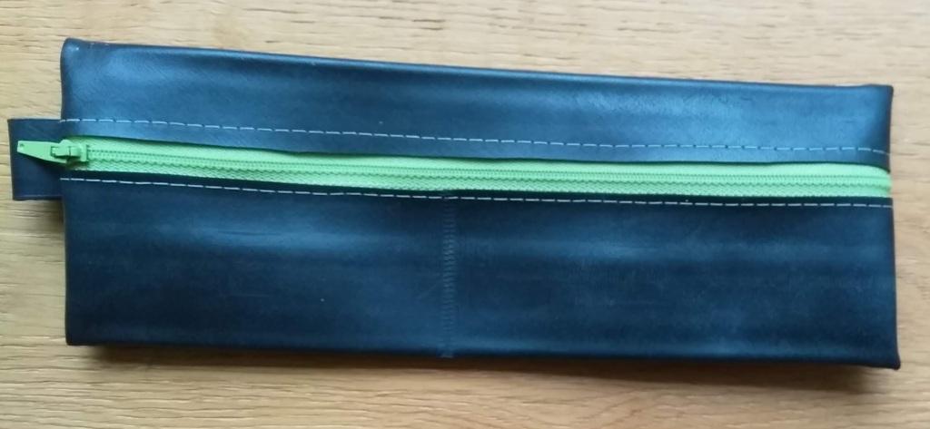 Slim pencil case front